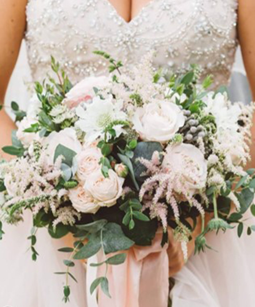 Bridal Bouquets and Venue Floristry In Kent By Chic Weddings