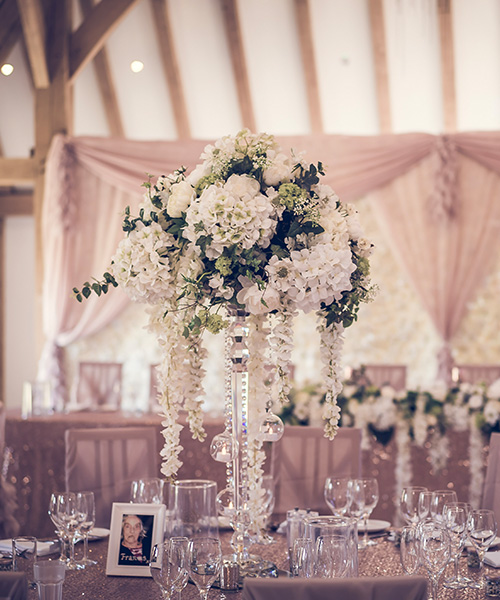 Silk Flower Collection In Kent By Chic Weddings