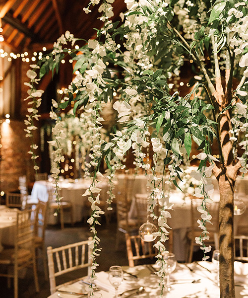Tree Collection In Kent By Chic Weddings